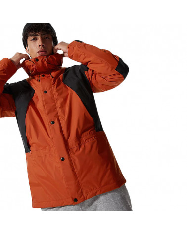 The North Face Giacca Mountain Light DryVent - Burnt Ochre