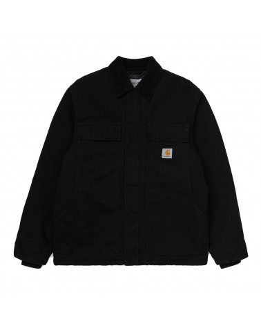 Carhartt WIP Giacca OG Arctic Coat - Black