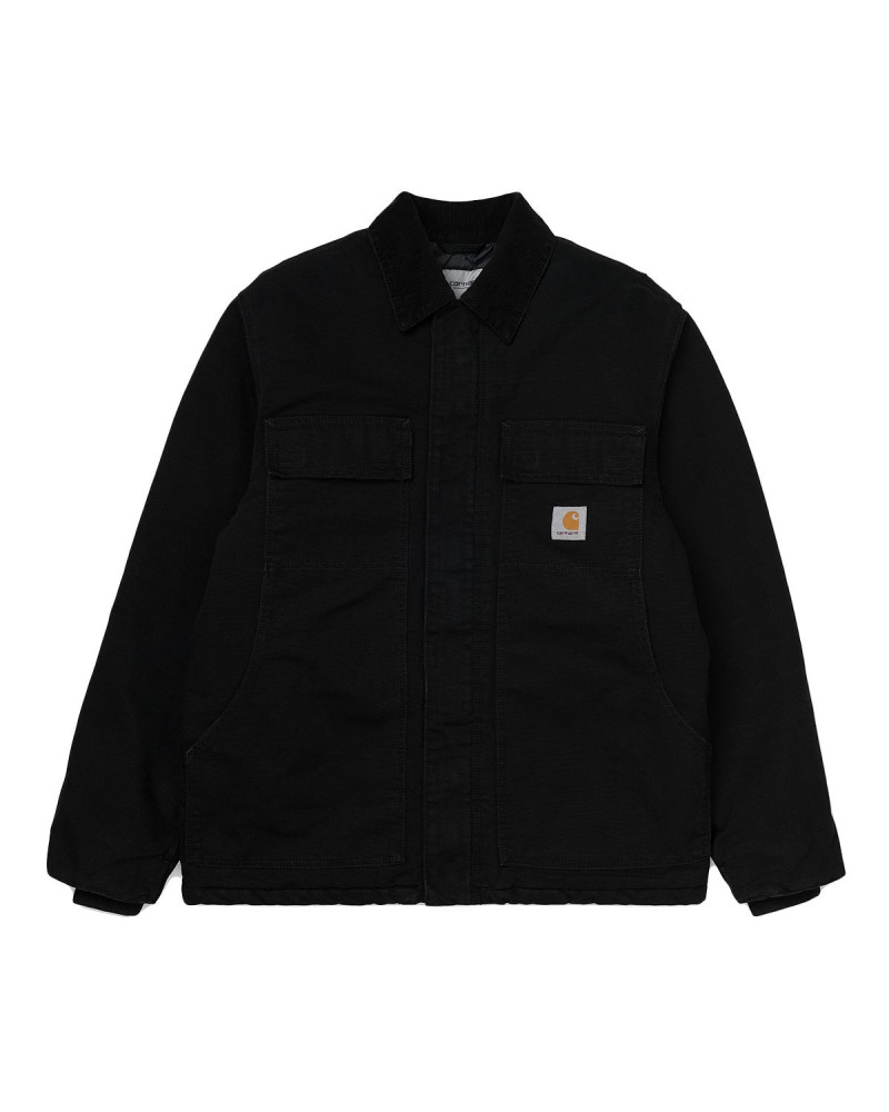 Carhartt WIP OG Arctic Coat - Black