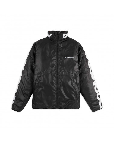Doomsday Giacca Shart Fight Reverseble Jacket - Black