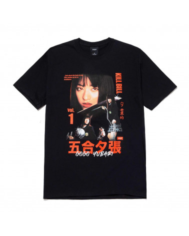 HUF X Kill Bill Gogo Yubari T-shirt