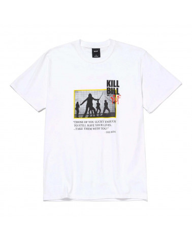 HUF X Kill Death List T-shirt