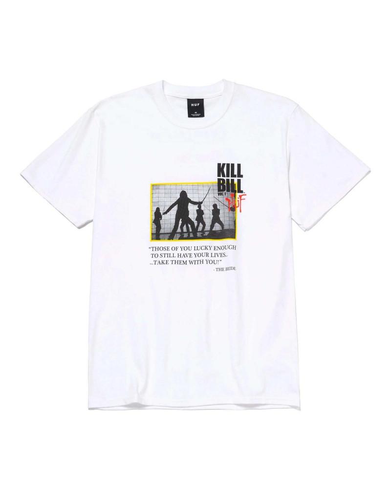 HUF X Kill Death List T-shirt