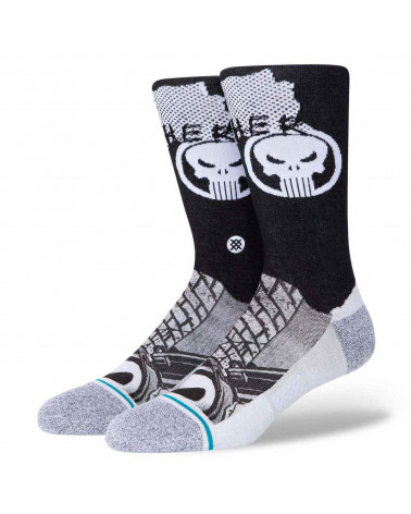 Stance Calze Punisher - Black