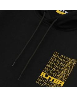 Iuter - Sweatshirt Iuter Spine Hoodie - Black