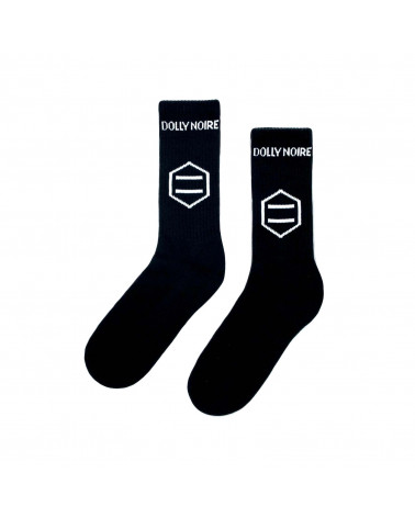 Dolly Noire Calze Black Socks