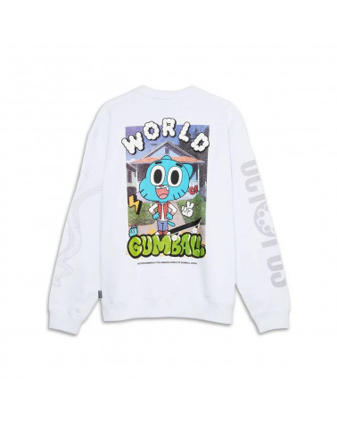 Octopus X Gumball - Gumball World Crewneck