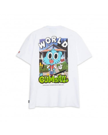 Octopus X Gumball - Gumball World Tee