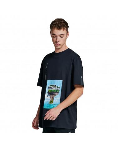 Dolly Noire T-Shirt Waterworld Black