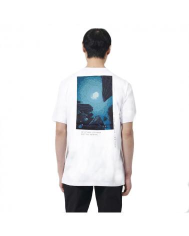 Dolly Noire T-Shirt Waterworld White