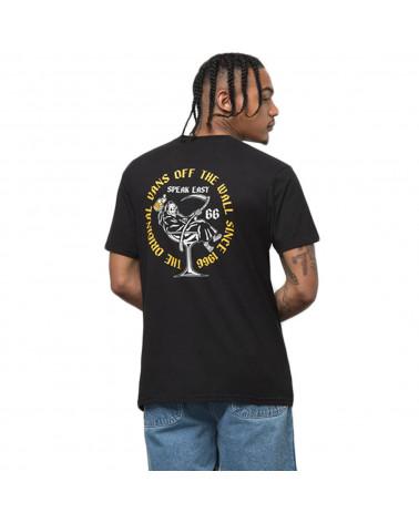 Vans T-Shirt Speak Easy - Black