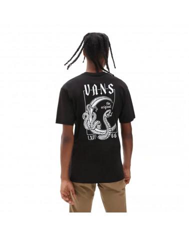 Vans T-Shirt Crescent - Black