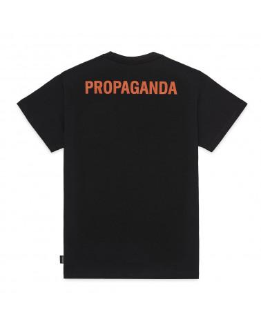 Propaganda T-Shirt Logo Tee - Black