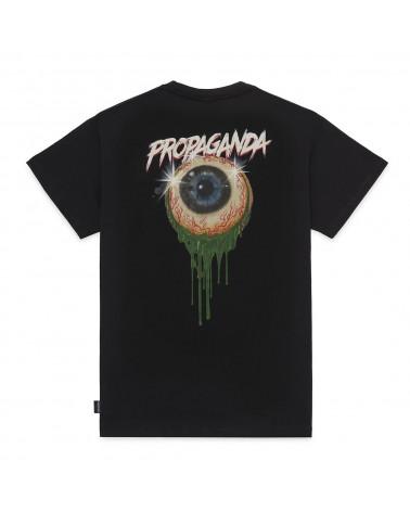 Propaganda T-Shirt Eye Tee - Black