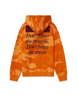 Iuter - Sweatshirt Iuter Struggle Camo Hoodie - Orange