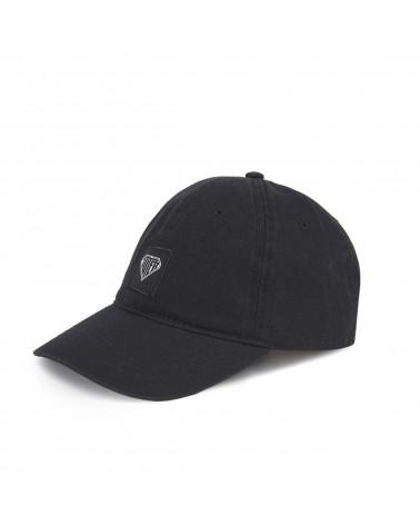 Iuter Cappello Logo Dad Hat - Black