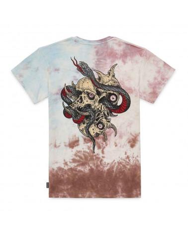 Propaganda T-Shirt Skateful Tee - Tye Die