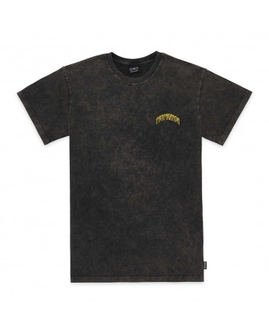 Propaganda T-Shirt Panther Marble Tee - Stone Washed