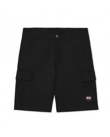 Propaganda Pantaloncini Red Label Cargo Short - Black