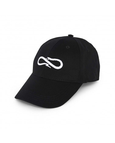Propaganda Cappello Label Snapback - Black