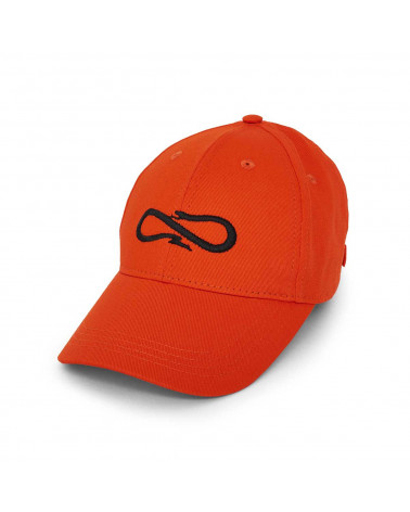 Propaganda Cappello Label Snapback - Orange