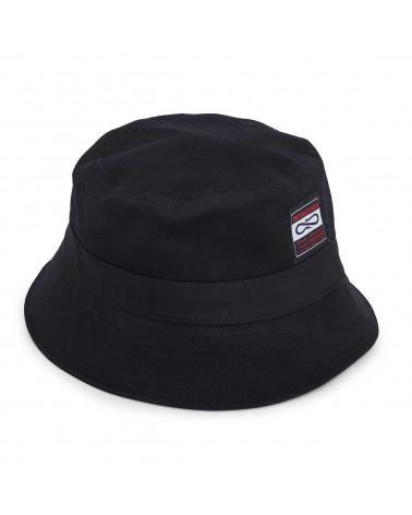 Propaganda Cappello Red Label Bucket Hat - Black