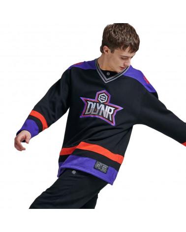 Dolly Noire Sweatshirt Hockey Crewneck Arcade