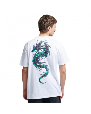 Dolly Noire T-Shirt Orion White
