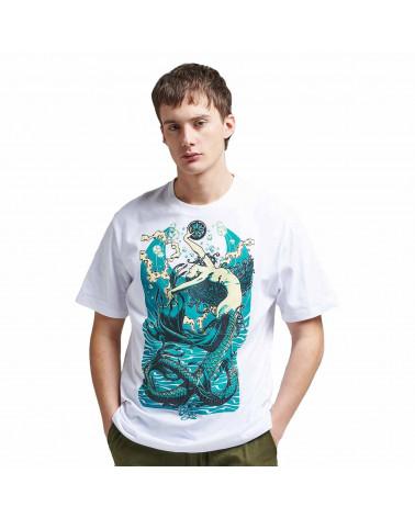 Dolly Noire T-Shirt Temptation White