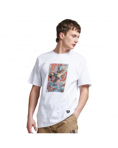 Dolly Noire T-Shirt Kuniyoshi White