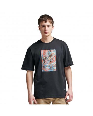 Dolly Noire T-Shirt Kuniyoshi Black