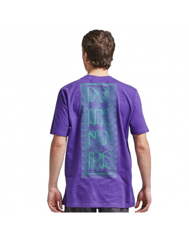 Dolly Noire T-Shirt Logo Process Purple