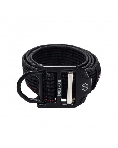 Dolly Noire Circuit Ring Belt