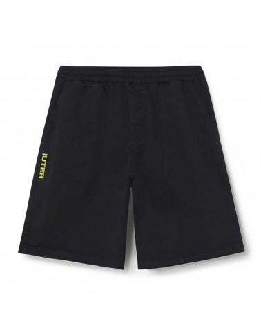 Iuter Pantaloncini Jogger Short - Black