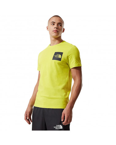 The North Face T-Shirt Fine Sulphur Spring Green
