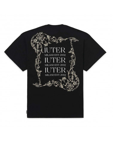 Iuter T-Shirt Type Tee Black