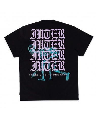 Iuter T-Shirt Noone Tee Black