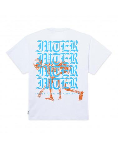 Iuter T-Shirt Noone Tee White