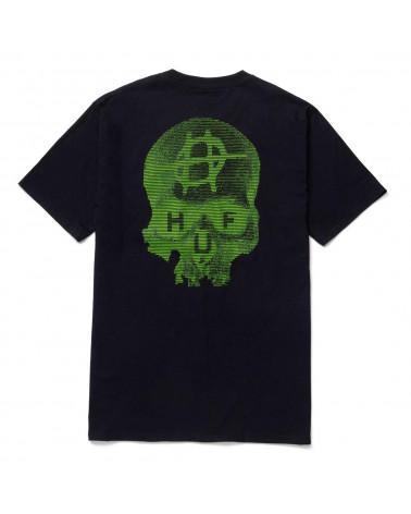 HUF Data Death T-Shirt Black