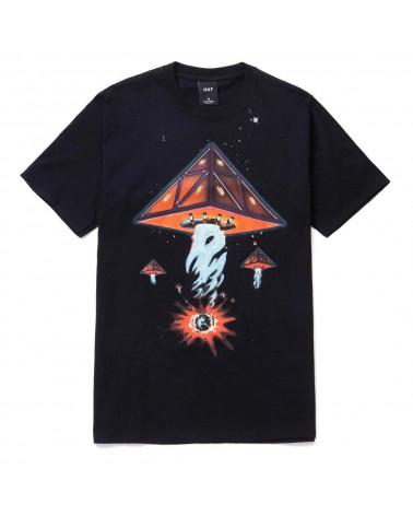 HUF Doomsday T-Shirt Black