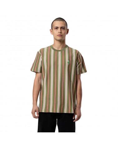 HUF Nikola Short Sleeve Knit Top T-Shirt