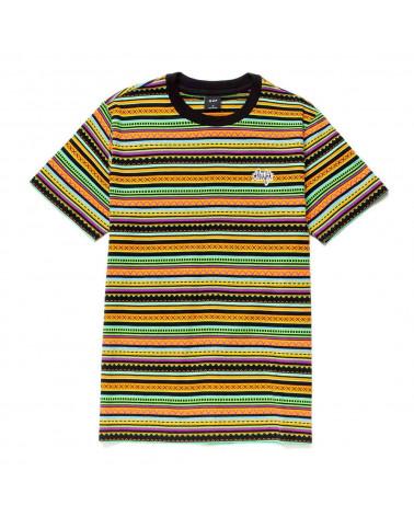 HUF Topanga Short Sleeve Knit Top T-Shirt