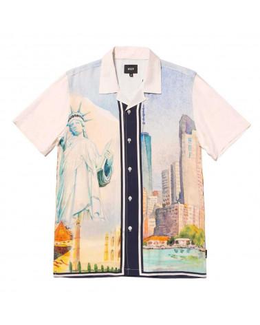 HUF Camicia Prestige Resort Shirt