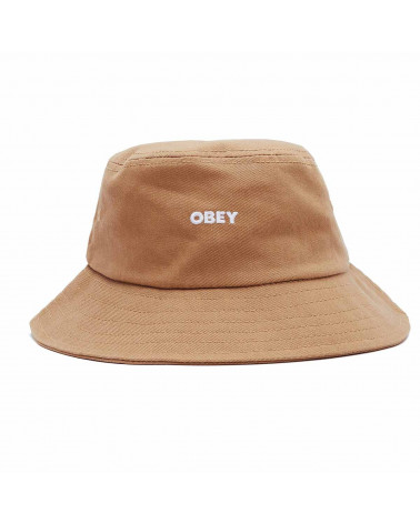 Obey Bold Bucket Hat Khaki