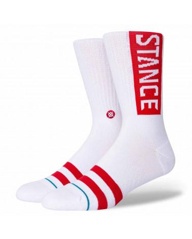 Stance Socks OG Red