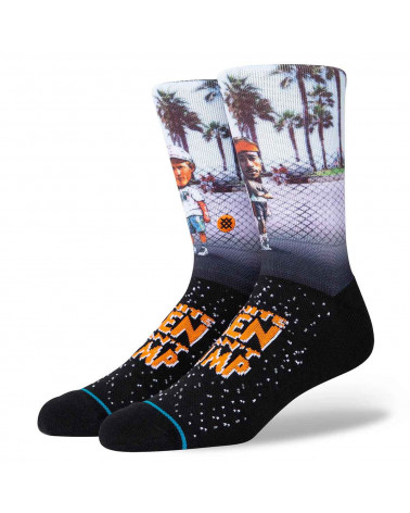 Stance Socks Sid And Billy Black