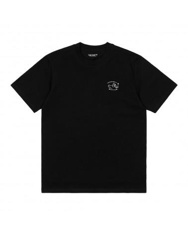 Carhartt Wip Misfortune T-Shirt Black