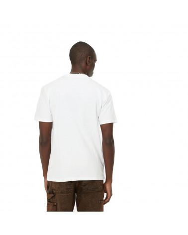 Carhartt Wip Misfortune T-Shirt White