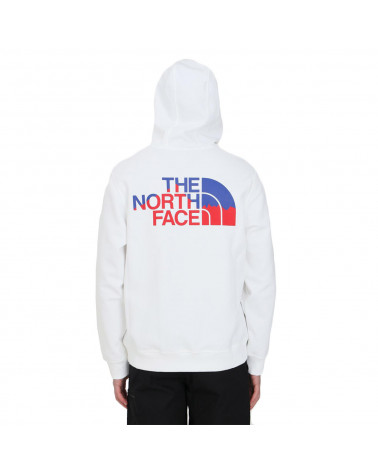 The North Face Sweatshirt Tech Hoodie White
