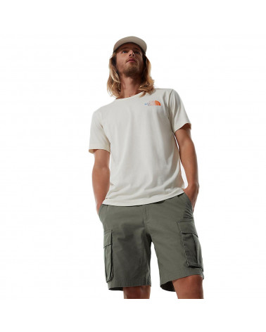 The North Face Anticline Cargo Short Agave Green